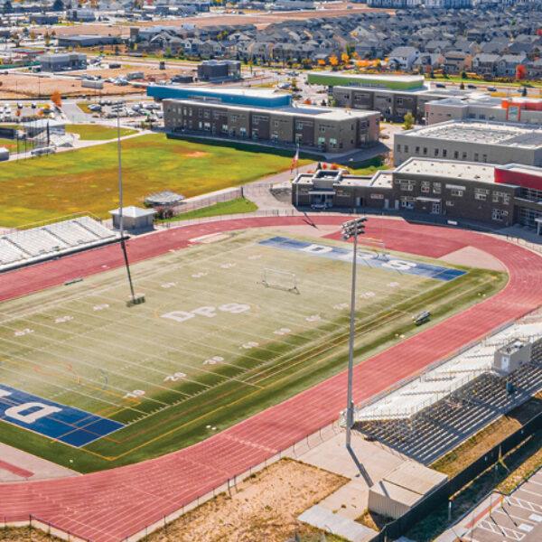 Evie Garrett Dennis E-12 Shared Campus | Denver, Colorado