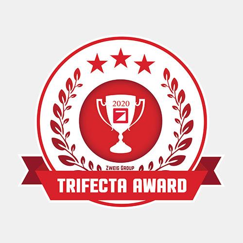 2021 Trifecta Award