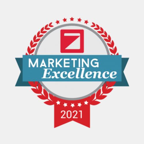 2021 Marketing Excellence Award (#2)